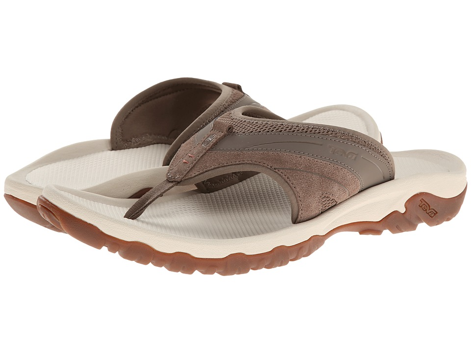 Teva - Pajaro (Brown) Men's Toe Open Shoes