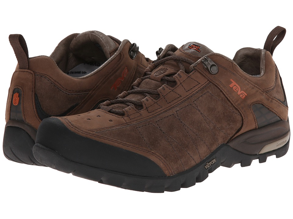 Teva - Riva eVent (Turkish Coffee) Men's Lace up casual Shoes