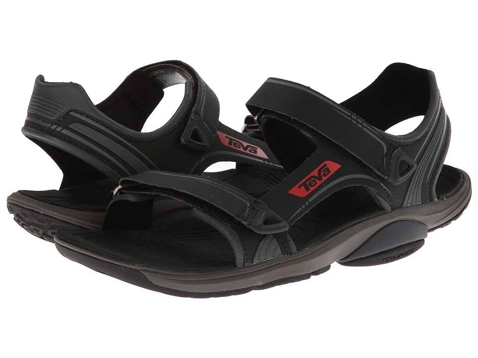 Teva - Tevasphere Alterra (Black) Men's Shoes