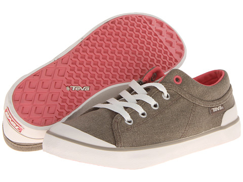 Teva - Freewheel Washed Canvas (Cub) Women's Shoes