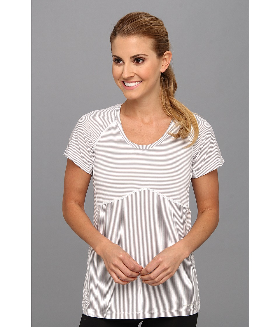 Merrell - DeVeau Tee (White/Ash) Women
