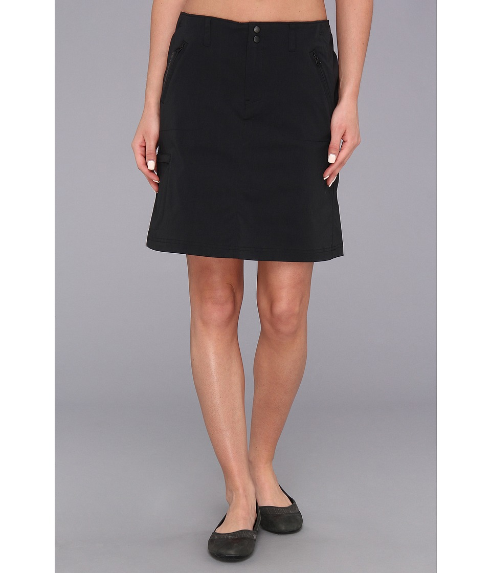 Merrell - Belay 2 Skirt (Black) Women's Skirt