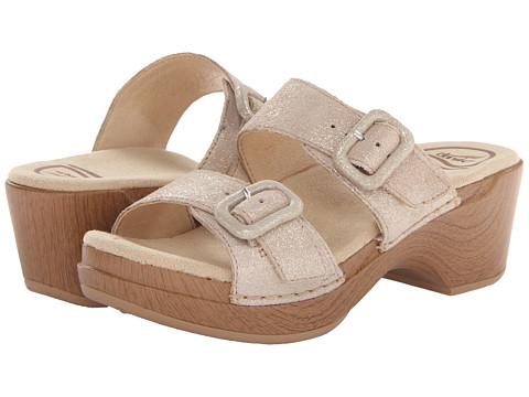 Dansko - Sophie (Champagne Shimmer) Women's Sandals
