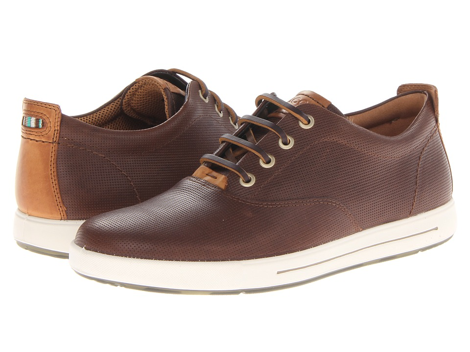 ECCO - Eisner Retro Sneaker (Bison/Lion Orion/Sambal) Men