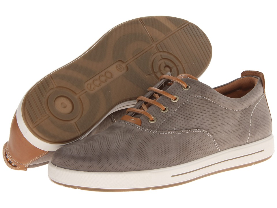 ECCO Eisner Retro Sneaker (Moon Rock/Lion Starbuck/Sambal) Men