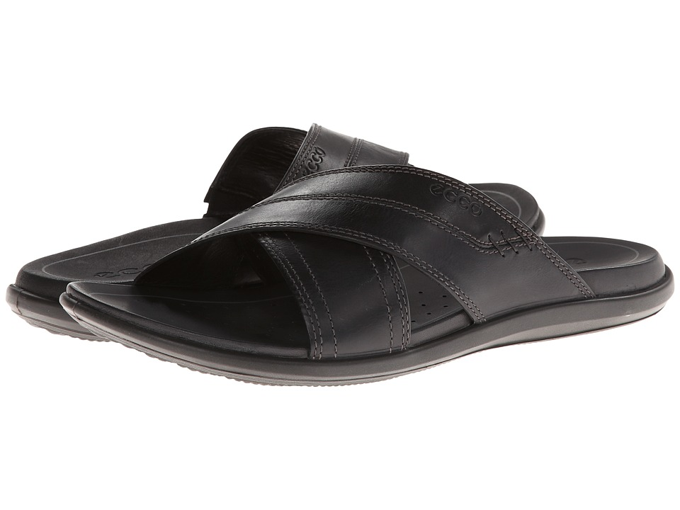 f21e6c367274 ECCO - Chander Closed Toe Sandal (Cocoa Brown Coffee) Men s Shoes. EAN-13  Barcode of UPC 737429125341. 737429125341