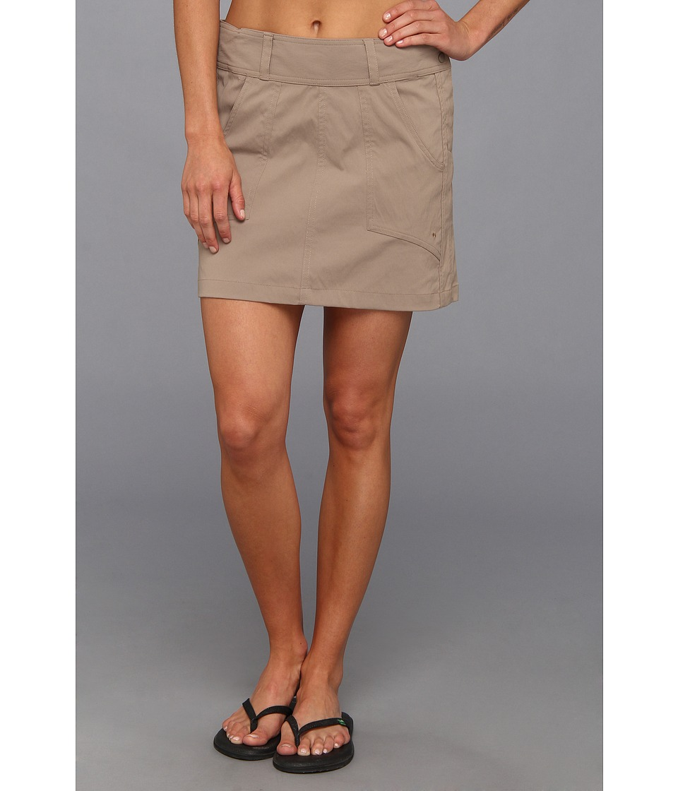 Merrell - Chancery Convertible Skirt (Taupe) Women's Skirt