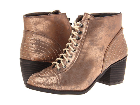 Michael Antonio - Myra Metallic (Copper) Women's Boots