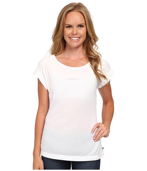 Merrell - Claire Tee (White) Women's T Shirt