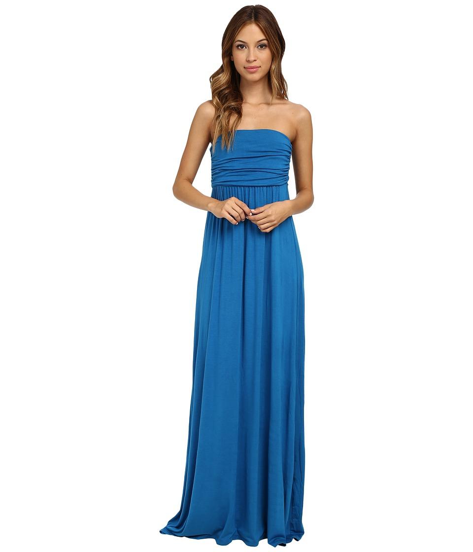 Culture Phit Hally Dress (Mykonos Blue) Women