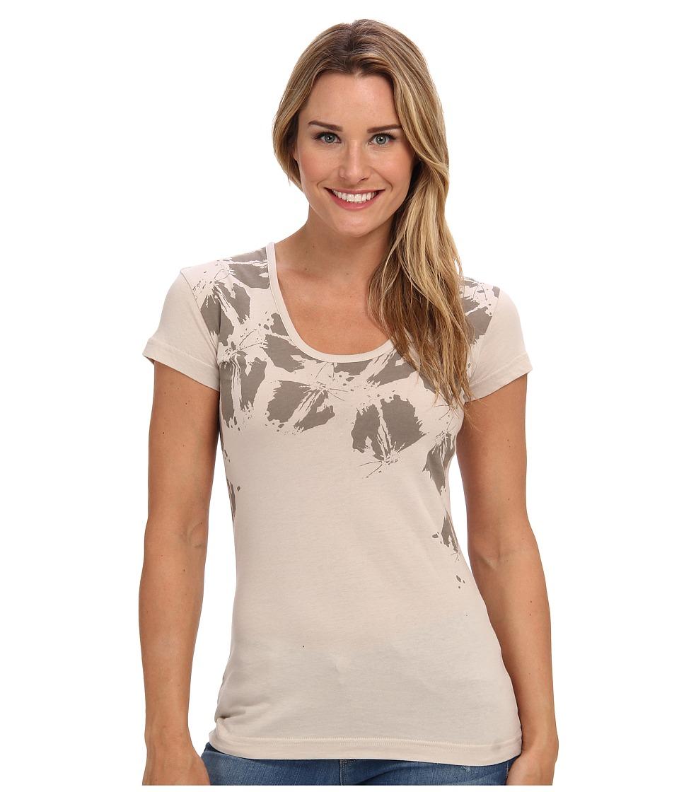 Merrell - Montavilla Tee (Grayling) Women's Short Sleeve Pullover
