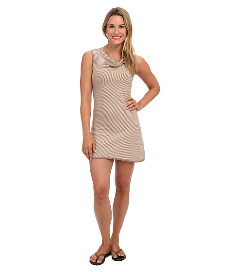 Merrell - Finley Reversible Dress (Taupe/Vanilla Cream) Women's Dress