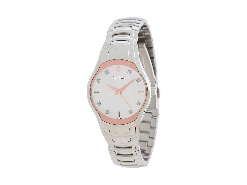 Bulova Womens Diamonds - 96P145 Watches