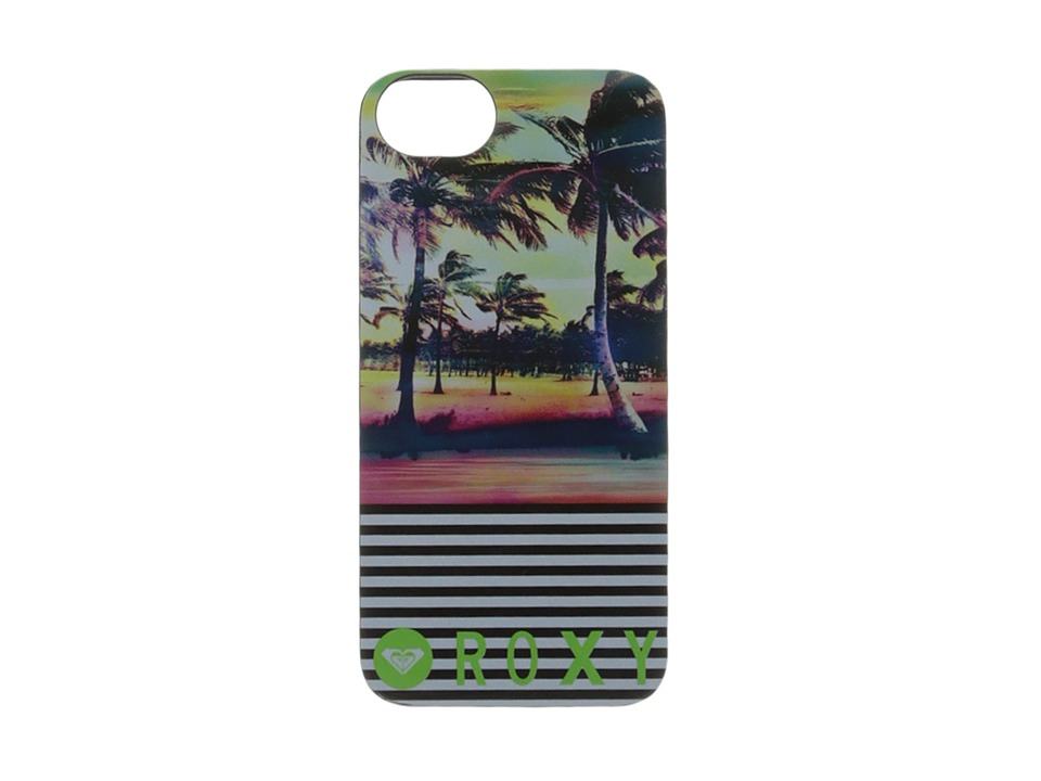 Roxy - Talk It Out (Neon Lime) Cell Phone Case