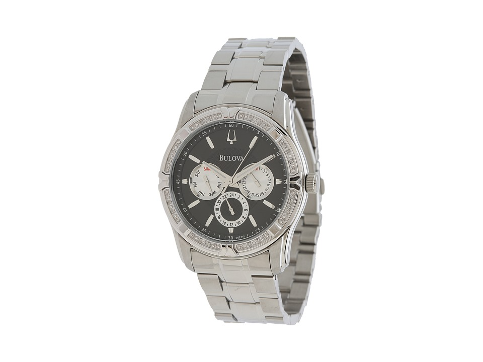 Bulova Mens Diamonds - 96E115 Watches