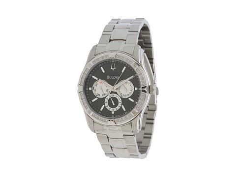 Bulova Mens Diamonds - 96E115 (White) Watches