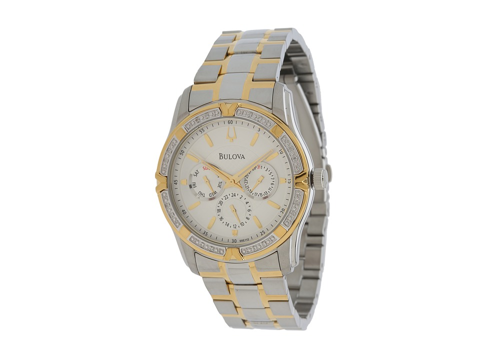 Bulova Mens Diamonds - 98E112 Watches