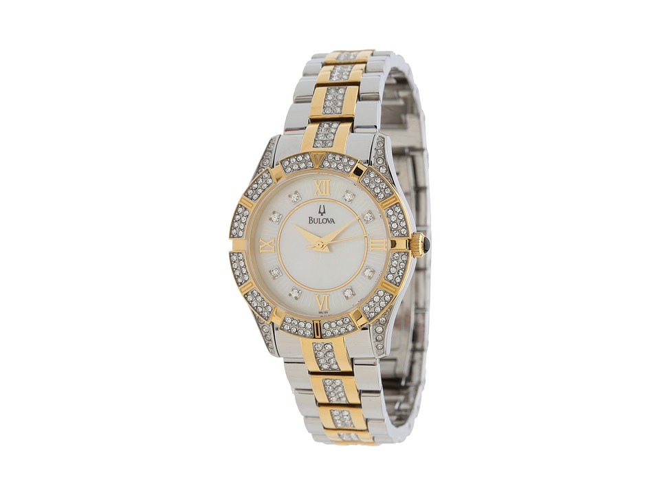 Bulova Womens Crystal - 98L135 Watches