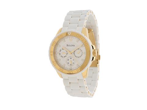 Bulova Womens Sport - 98N102 (Two-Tone) Watches