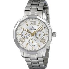 Bulova Womens Sport - 96N103 (White) Watches