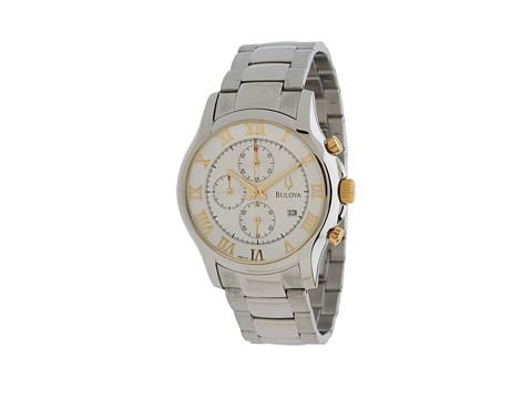 Bulova Mens Dress - 98B175 (Two-Tone) Watches