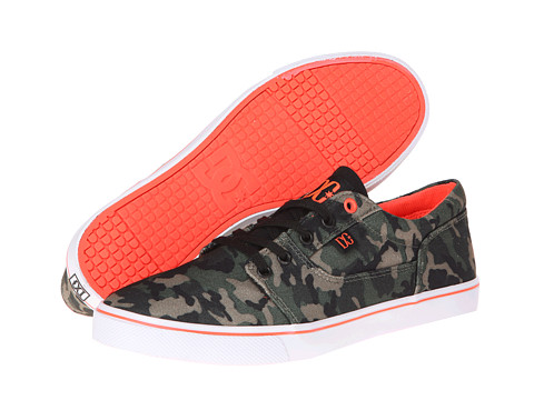 DC - Bristol SE W (Camo) Women's Lace up casual Shoes