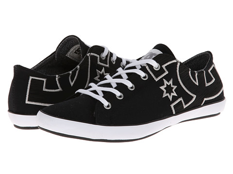 DC - Cleo W (Black) Women's Skate Shoes