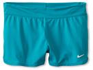 Nike Kids Solid Swim Short (Big Kids) (Turbo Green)
