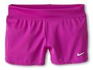 Nike Kids Solid Swim Short (Big Kids) (Magenta)