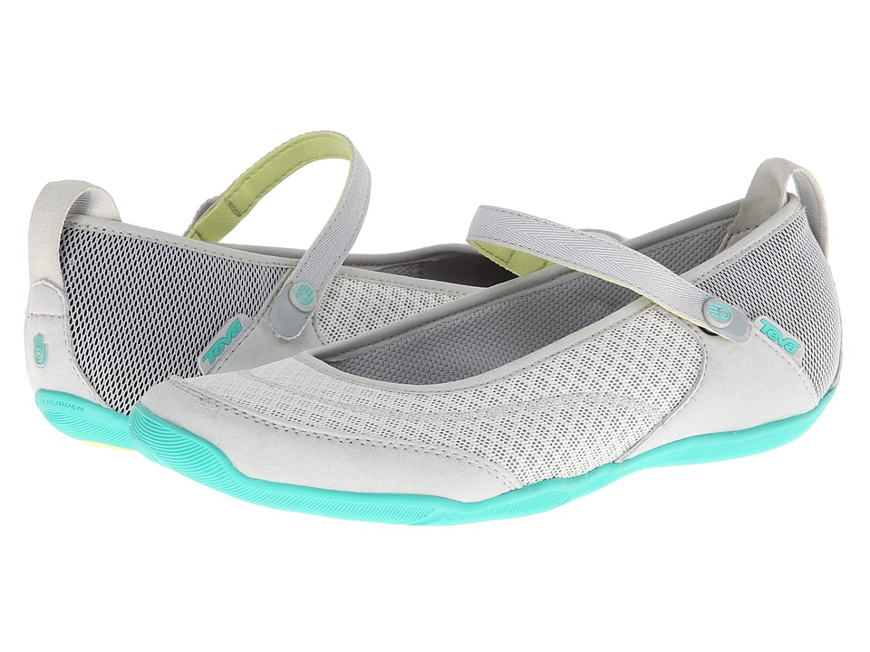 Teva - Niyama Flat (Grey) Women