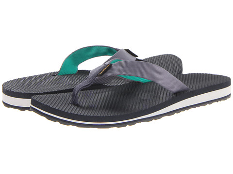 Teva - Original Flip (Slate/Teal) Women's Sandals