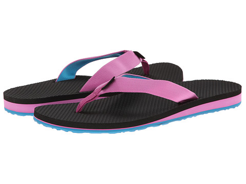 Teva - Original Flip (Pink/Blue) Women