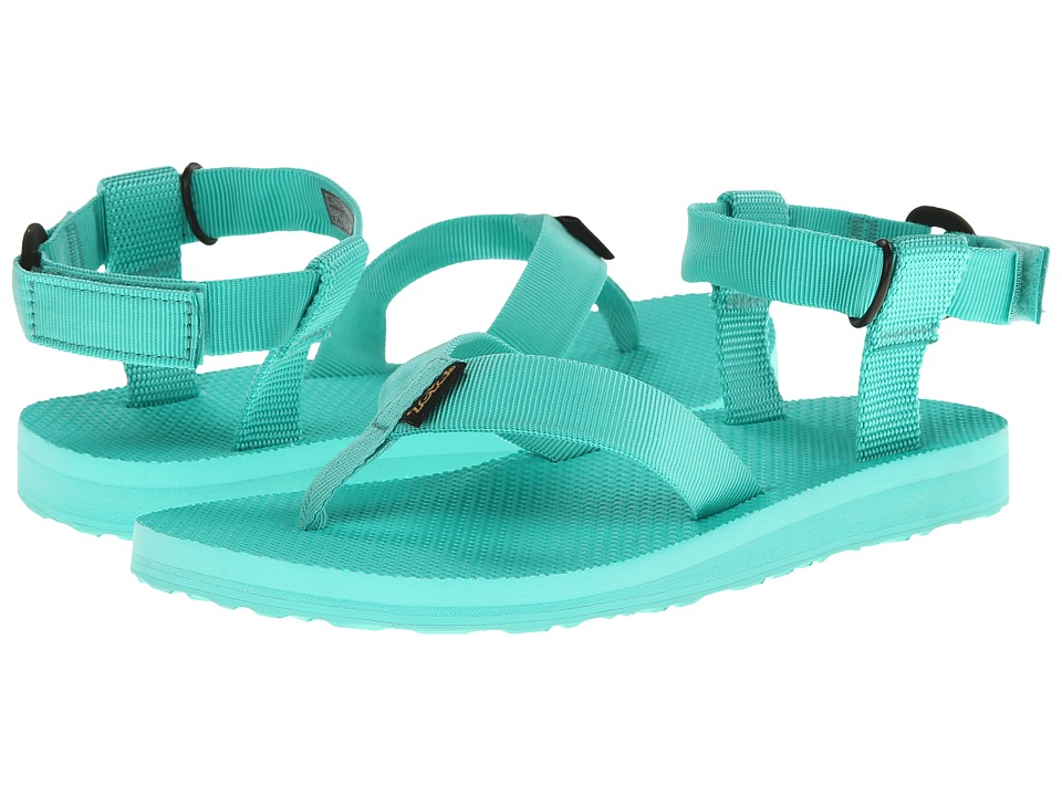 Teva - Original Sandal (Aqua Green) Women's Sandals
