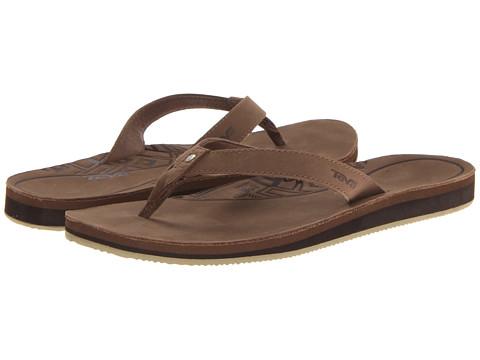 Teva - Sanibel (Bison) Women's Shoes