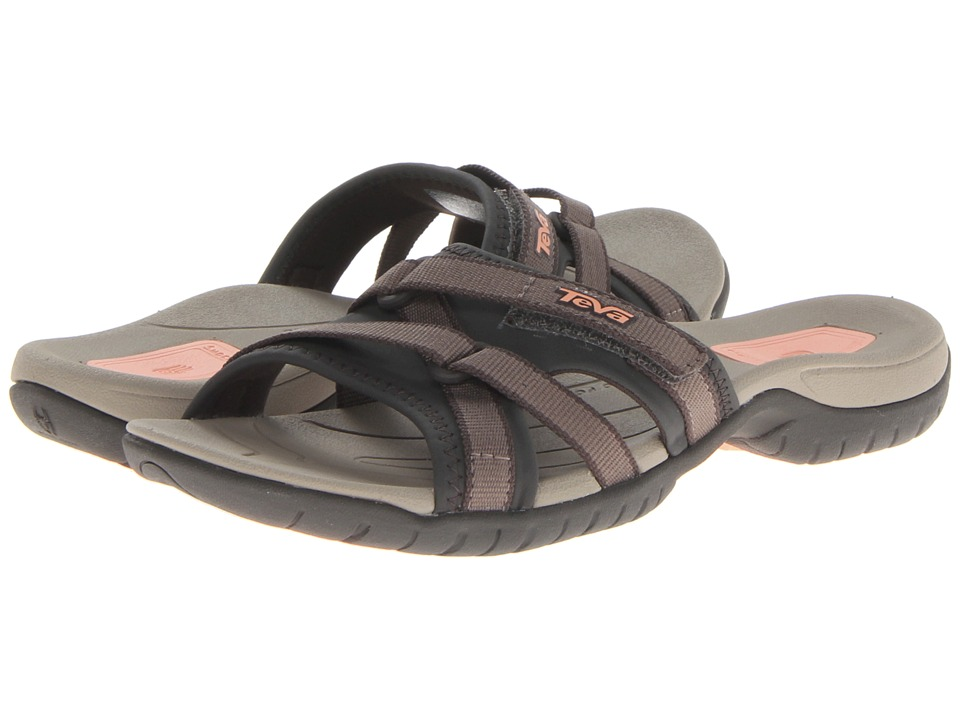 Teva - Tirra Slide (Brown) Women's Slide Shoes