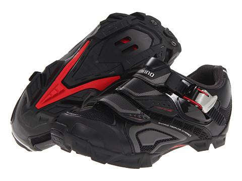 Shimano SH-M162L (Black) Men's Cycling Shoes