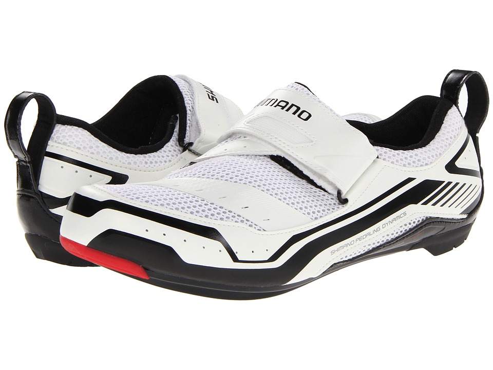 Shimano - SH-TR32 (White) Men's Cycling Shoes