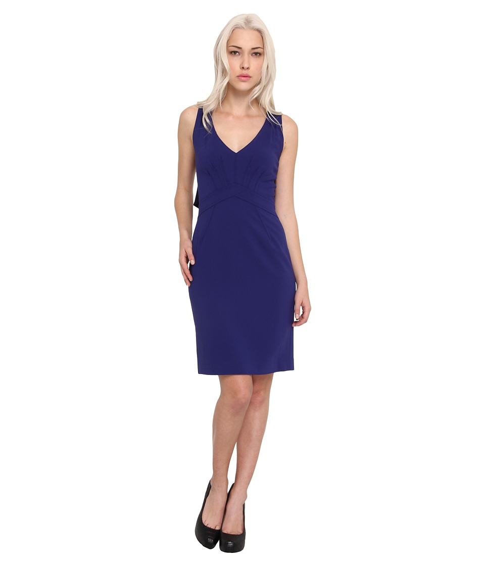 ZAC Zac Posen - ZP02-5004 (Amethyst) Women's Dress