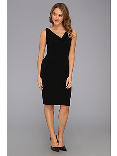 SALE! $34.99 - Save $49 on KAMALIKULTURE Sleeveless Maria Dress (Black) Apparel - 58.35% OFF $84.00