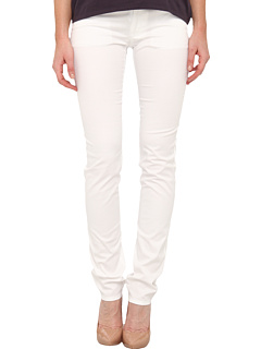 SALE! $114.99 - Save $75 on Armani Jeans Straight Leg Low Rise Denim (White) Apparel - 39.48% OFF $190.00
