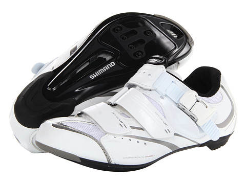 Shimano - SH-WR42W (White) Women's Cycling Shoes