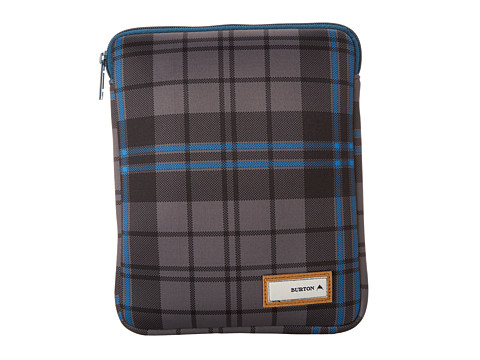 Burton Tablet Sleeve (Vista Plaid) Bags