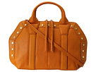 Kelsi Dagger - Parker Convertible Satchel (Camel) - Bags and Luggage
