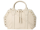 Kelsi Dagger - Parker Convertible Satchel (Eggshell) - Bags and Luggage