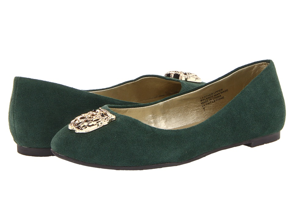 BC Footwear - Tempo (Green) Women's Flat Shoes