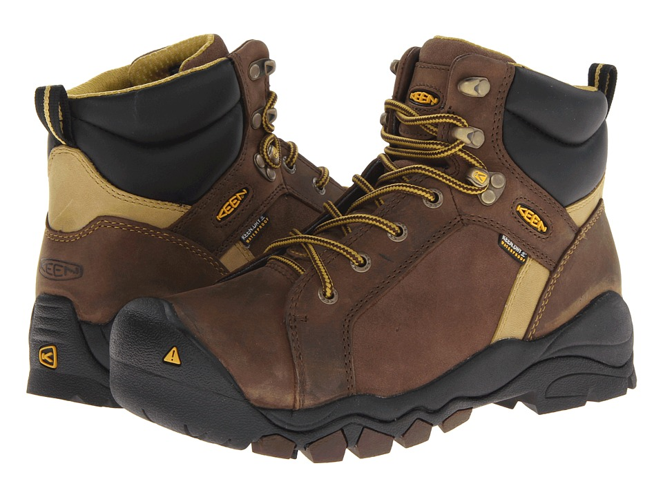 Keen Utility - Salem Mid WP (Shitake) Women's Boots