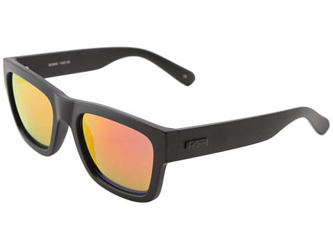 Le Specs - Bowie (Matte Black) Fashion Sunglasses