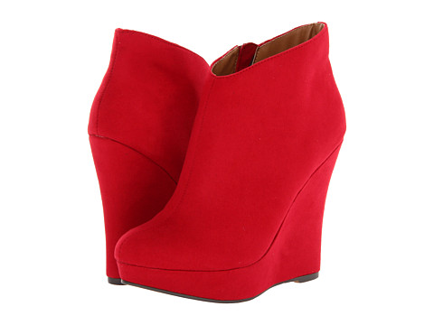 Michael Antonio Cane Suede (Red Suede) Women's Boots