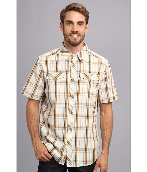 Merrell - Ferris S/S Button Up (Overhang Y/D) Men's Short Sleeve Button Up