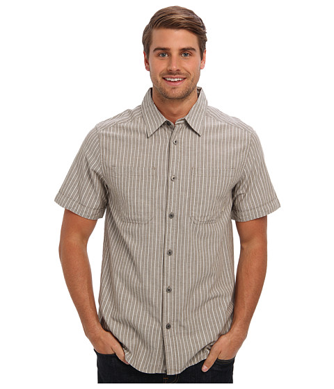 Merrell - Kennewick S/S Button Up (Renegade) Men's Short Sleeve Button Up
